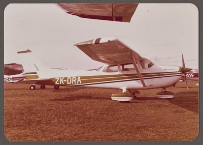 ZK-DRA Cessna 172 Skyhawk 25.4.78 Ardmore