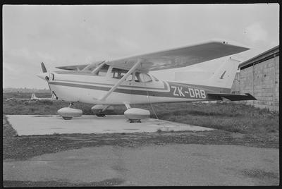 DRB 5.9.75 Dairy Flat [ZK-DRB Cessna 172 Skyhawk]