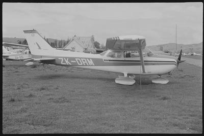 DRM 13.10.76 Te Kuiti [ZK-DRM Cessna 172M]