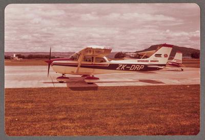 ZK-DRP Cessna 172 23.10.81 Rotorua [ZK-DRP Cessna 172]