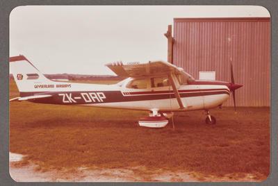 ZK-DRP Cessna 172 8.6.81 Rotorua [ZK-DRP Cessna 172]