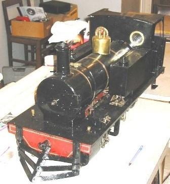 Model Locomotive [ Y-class ]