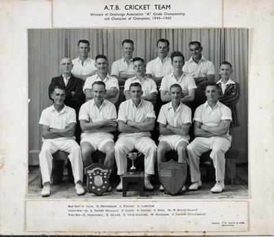 A.T.B. Cricket Team