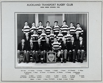 Auckland Transport Rugby Club