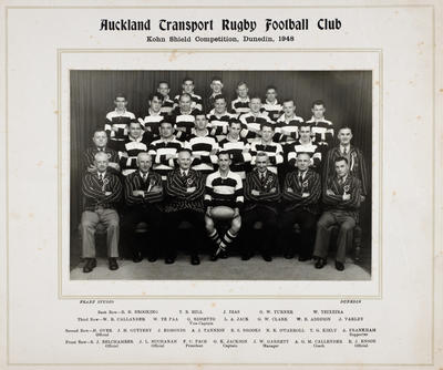 Auckland Transport Rugby Football Club