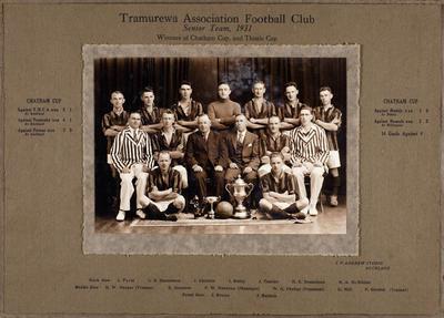 Tramurewa Association Football Club