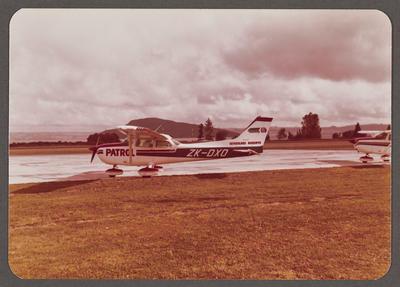 ZK-DXO Cessna 172 14.4.78 Rotorua