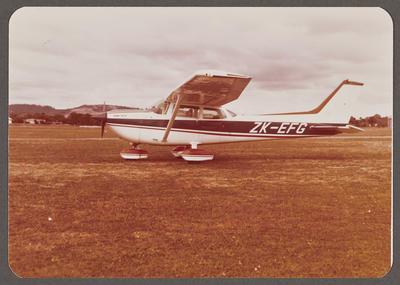 ZK-EFG Cessna 172 XP Hawk II 24.3.78 Ardmore