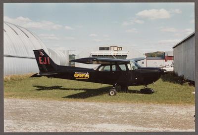 [ZK-EJI Cessna XPII photograph]
