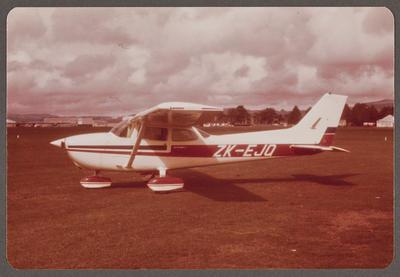 ZK-EJQ Cessna 172 Skyhawk 1980 Ardmore