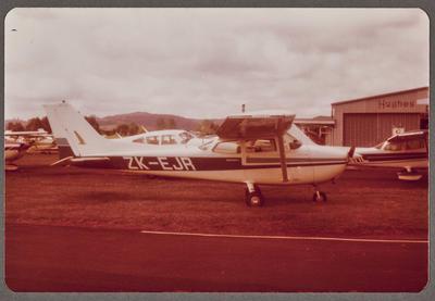 ZK-EOY [sic] Cessna 172 Skyhawk 4.11.80 Ardmore
