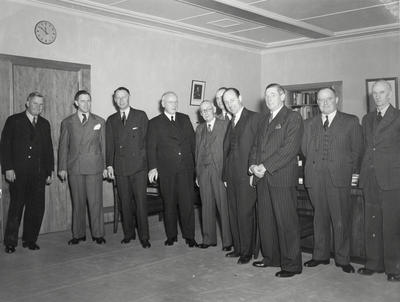 Senior Government and TEAL Officials