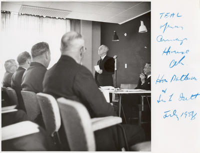 Opening of TEAL 'Airways House', Christchurch