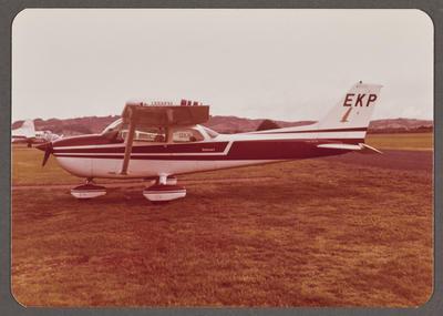 ZK-EKP Cessna 172 Skyhawk 25.4.78 Ardmore