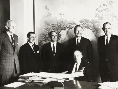 Air New Zealand Executive group