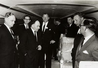 Air New Zealand Press Forum, Auckland 17/8/1965