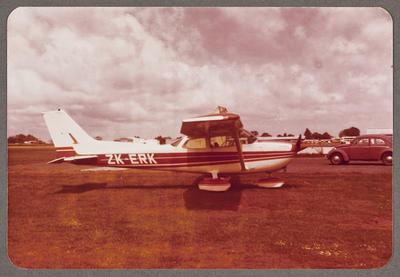 ZK-ERK Cessna 172 Skyhawk II 5.6.83 Ardmore