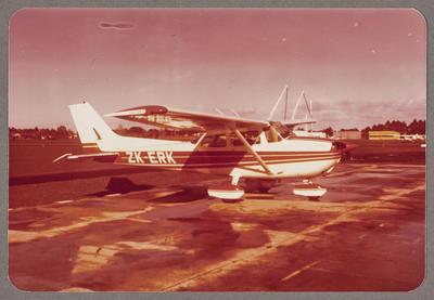 ZK-ERK Cessna 172 Skyhawk 18.10.81 Ardmore
