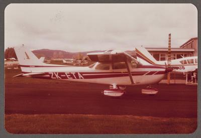 ZK-ETA Cessna 172 Skyhawk 1980 Ardmore