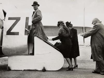 Union Airways NAC Lodestar