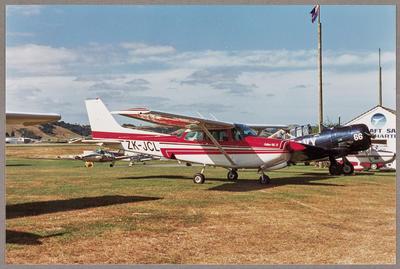 ZK-JCL Cessna 172 Cutlass RG II 16.1.94 Ardmore neg BK 15
