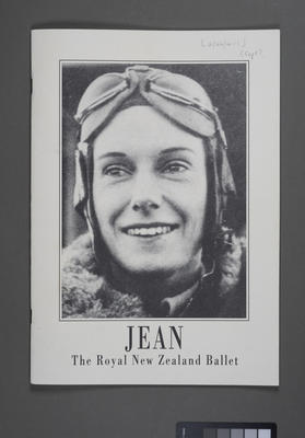 Jean : the Royal New Zealand Ballet