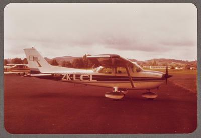 ZK-LCL Cessna 172 Skyhawk 1980 Ardmore