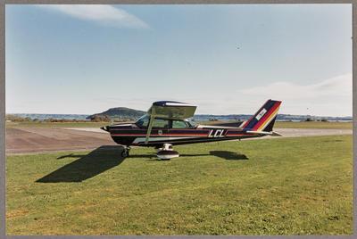 ZK-LCL Cessna 172 26.9.93 Rotorua Airport