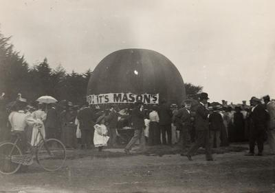 Balloon Flights [Pre 1914]