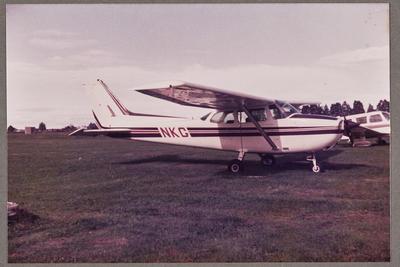 ZK-NKG Cessna 172N Skyhawk II 22.2.83 Rukuhia