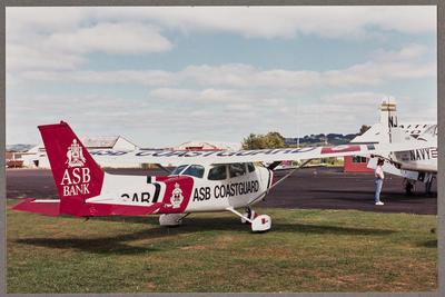 ZK-SAR Cessna 172M Skyhawk Ardmore 12.12.93