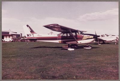 ZK-WFT Cessna 172N Skyhawk II 22.5.83 Rukuhia