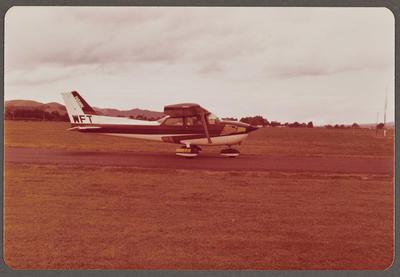 ZK-WFT Cessna 172 Hawk x P 6.4.80 Ardmore