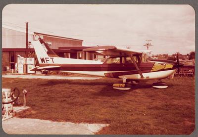 ZK-WFT Cessna 172 Hawk 19.4.82 Rukuhia