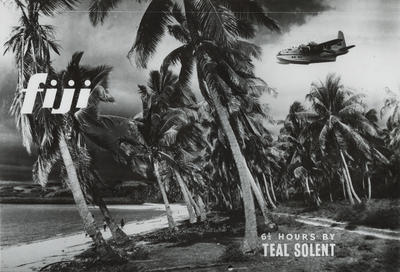 TEAL Solent ZK-AMM