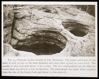 Potholes - Glacial - Tour of Geol.