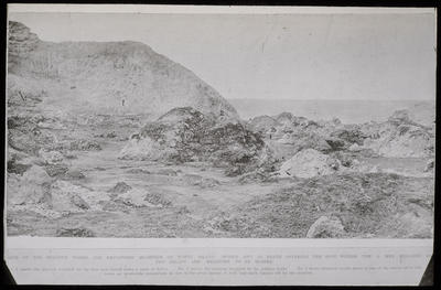 White Is crater after eruption 1914