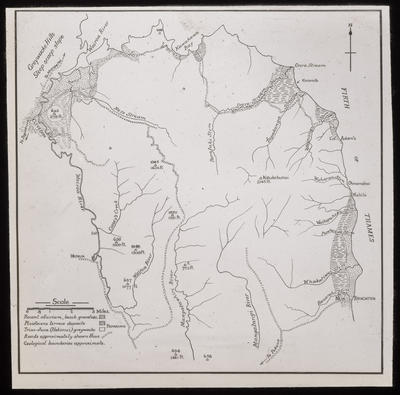 Map area W. of Firth of Thames