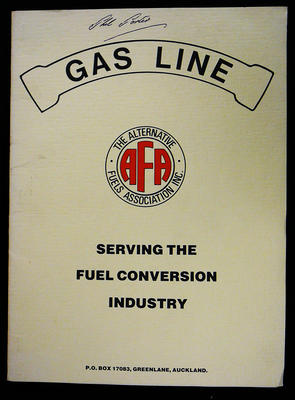 Gas Line: serving the fuel conversion industry