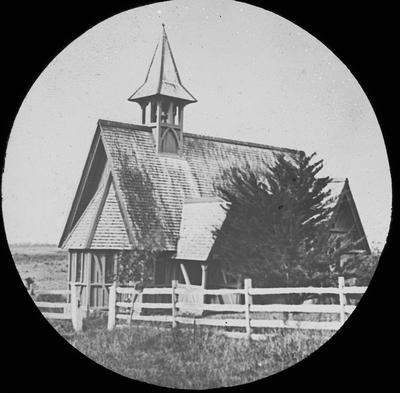 Photograph of St Stephen's Chapel, Parnell, Auckland