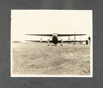 Union Airways de Havilland Express