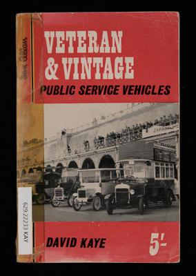 Veteran & vintage public service vehicles.