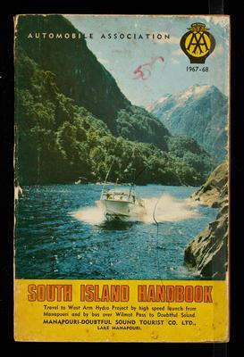 South Island handbook