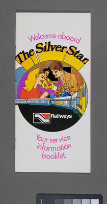 Welcome aboard the Silver Star. Your service information booklet