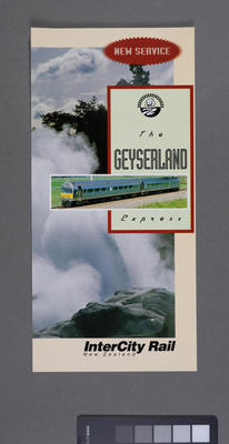 The Geyserland express