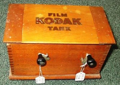 Film Developer Tank [Kodak]
