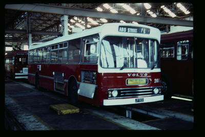 Volvo Trolley Bus