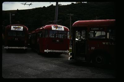 Karori Depot Nos. 37, 46, 93