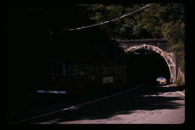 Seatoun Tunnel city side