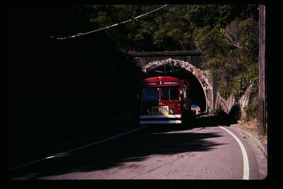 Seatoun Tunnel Wellington